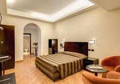 ホテル サン マルコ - ローマ - 寝室