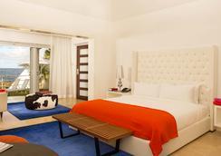 Trident Hotel - ポート・アントニオ - 寝室