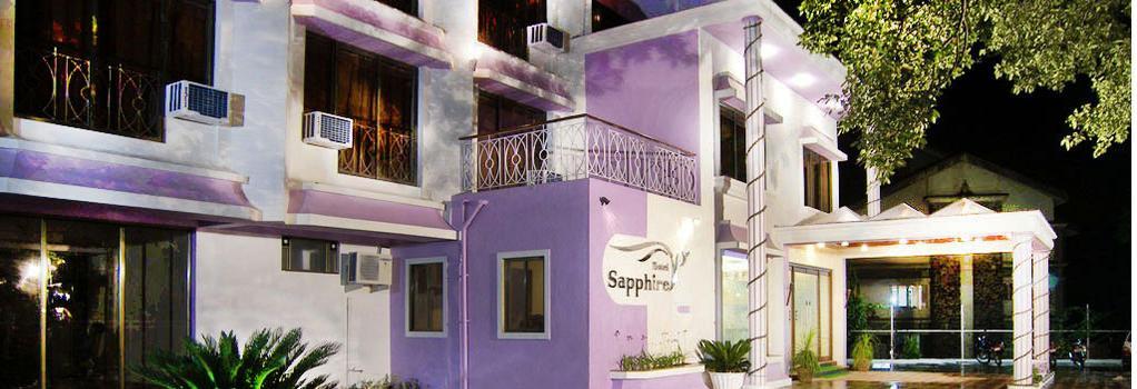 Hotel Sapphire - Lonavala - 建物