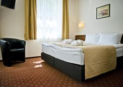 メーメル ホテル - Klaipeda - 寝室