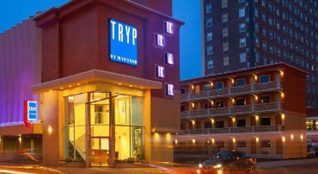 TRYP by Wyndham Atlantic City - アトランティック・シティ - 建物