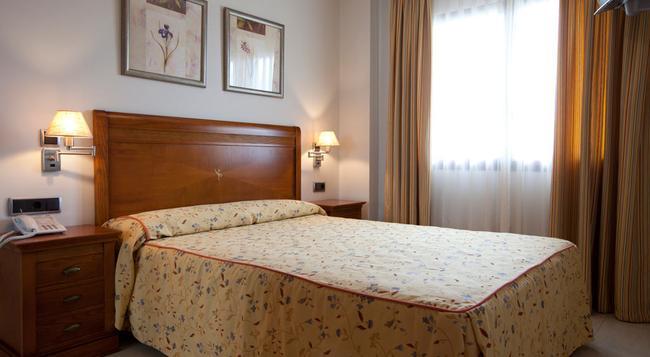 Hotel Daniya Denia - デニア - 寝室