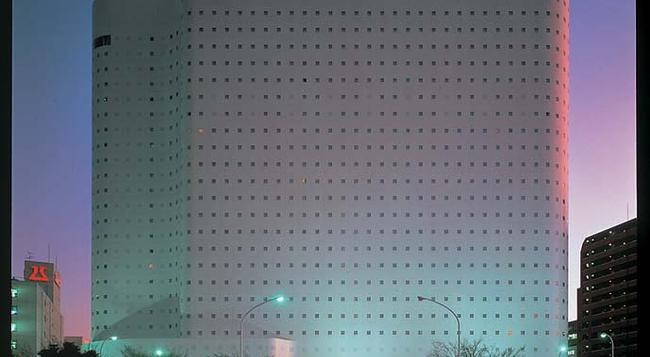 新宿ワシントンホテル 本館 - 東京 - 建物
