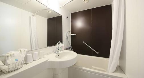 新宿ワシントンホテル 本館 - 東京 - 浴室