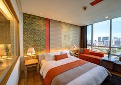 パトゥムワン プリンセス ホテル - バンコク - 寝室