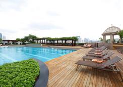 パトゥムワン プリンセス ホテル - バンコク - プール