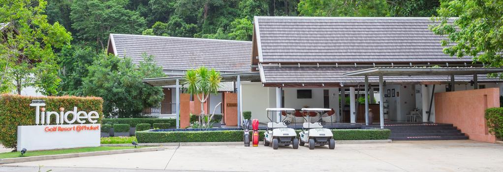ティニディー ゴルフ リゾート アット プーケット - カトゥー - 建物