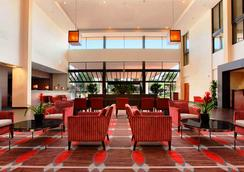 Ontario Airport Hotel and Conference Center - オンタリオ - ロビー