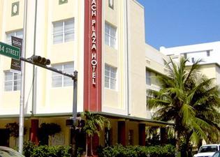 サウス ビーチ プラザ ホテル