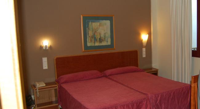 Hotel San Miguel - サラゴサ - 寝室
