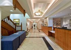 Savill Court Hotel - エガム - ロビー