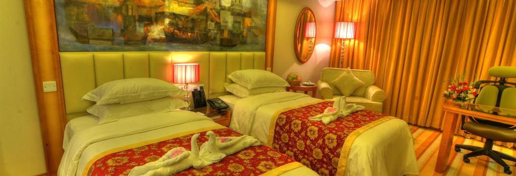 6 シーズンズ ホテル - ダッカ - 寝室