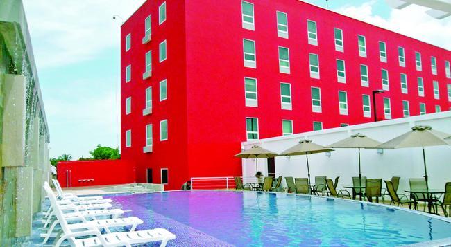 Hotel Hex - マナグア - プール