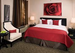 アートモア ホテル - アトランタ - 寝室
