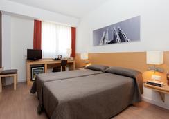 ホテル サグラダ ファミリア - バルセロナ - 寝室