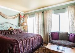 ノブ ヒル ホテル - サンフランシスコ - 寝室