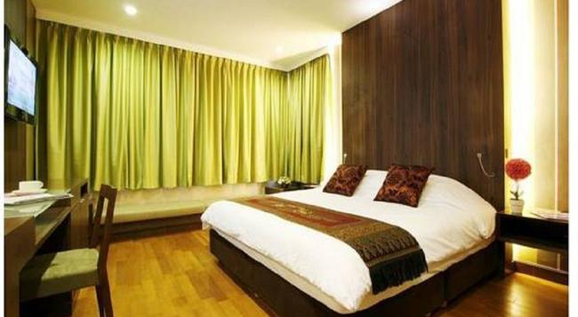 Monal Boutique Hotel - サンアントニオ - 寝室
