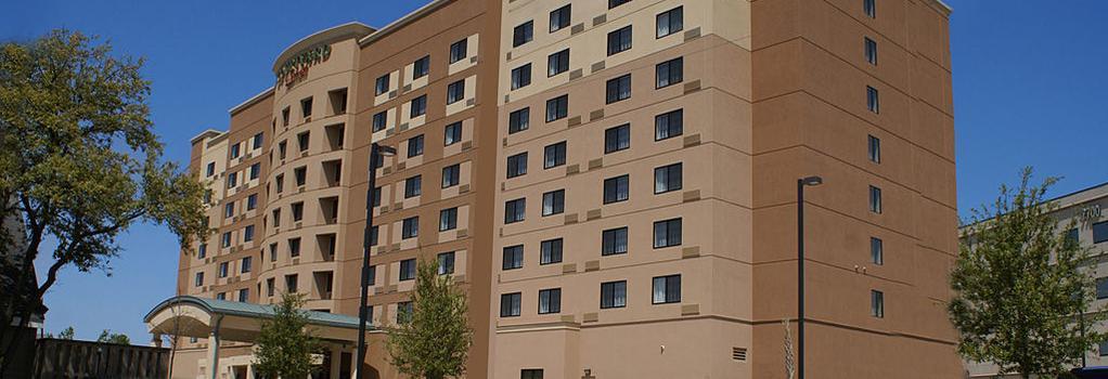 Courtyard by Marriott Houston Medical Center - ヒューストン - 建物