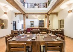 オテル カサ ヴィレイエス - グアナファト - レストラン