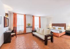オテル カサ ヴィレイエス - グアナファト - 寝室