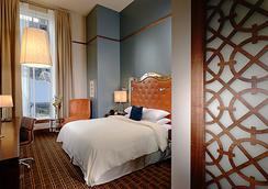 The Crawford Hotel - デンバー - 寝室