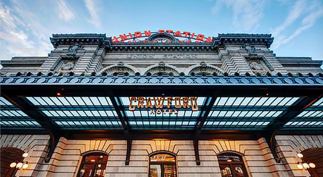 The Crawford Hotel - デンバー - 建物