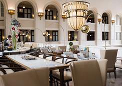 The Crawford Hotel - デンバー - ラウンジ