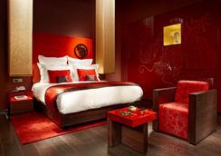 ブッダ バー ホテル ブダペスト クロティルド パレス - ブダペスト - 寝室