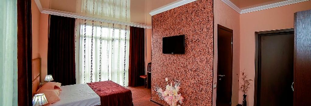 Vavilon Hotel - ゲレンジーク - 寝室