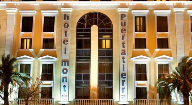 ホテル モンテ プエルタティエラ - カディス - 建物