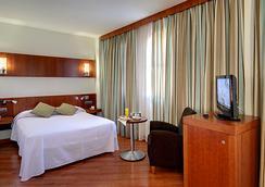 Hotel Monte Conquero - ウエルヴァ - 寝室
