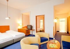 Arcona Hotel Baltic - Stralsund - 寝室