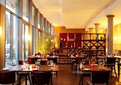 アルコーナ ホテル アム ハーヴェルウーファ - ポツダム - レストラン