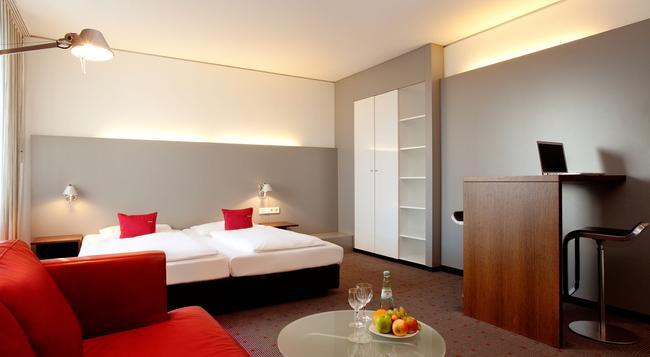 アルコナ MO.ホテル - シュトゥットガルト - 寝室