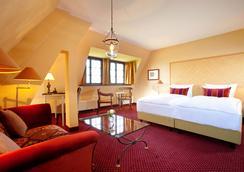 ロマンティック ホテル アウフ デア ヴァルトブルク - アイゼナハ - 寝室