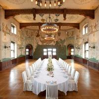 ロマンティック ホテル アウフ デア ヴァルトブルク Banquet Hall
