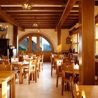 ロマンティック ホテル アウフ デア ヴァルトブルク Dining