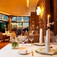 ロマンティック ホテル アウフ デア ヴァルトブルク Restaurant