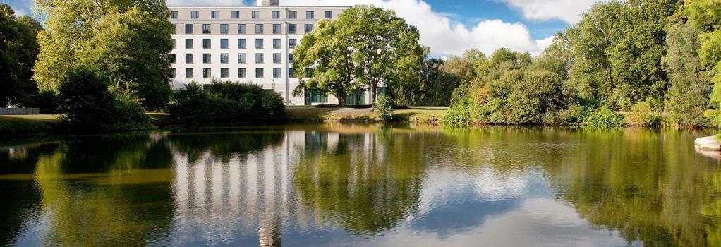 シュタイゲンベルガー パークホテル ブラウンシュヴァイク - ブラウンシュバイク - 建物