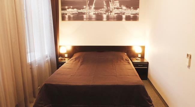 Mary Hotel - サンクトペテルブルク - 寝室