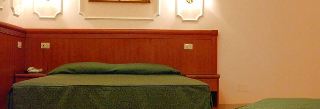 ホテル フィリア - ローマ - 寝室