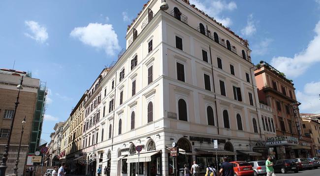 ホテル インペロ - ローマ - 建物