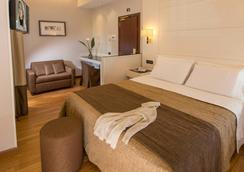 ホテル オックスフォード - ローマ - 寝室