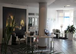 H+ Hotel Erfurt - エルフルト - ロビー