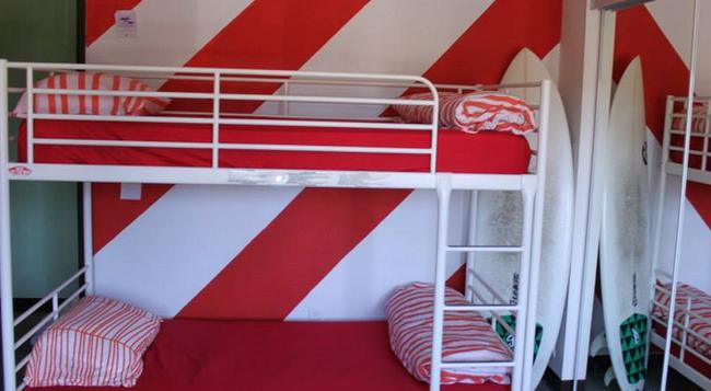 ITH ズー ホステル サン ディエゴ - サンディエゴ - 寝室