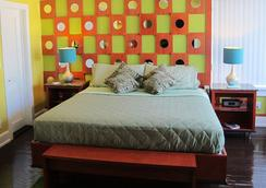 コロニー ホテル - マイアミ・ビーチ - 寝室