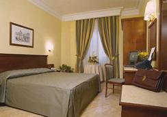 ホテル ソーニャ - ローマ - 寝室