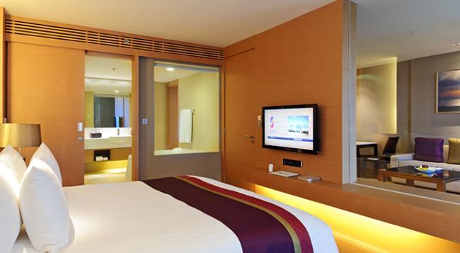 シバテル バンコク - バンコク - 寝室