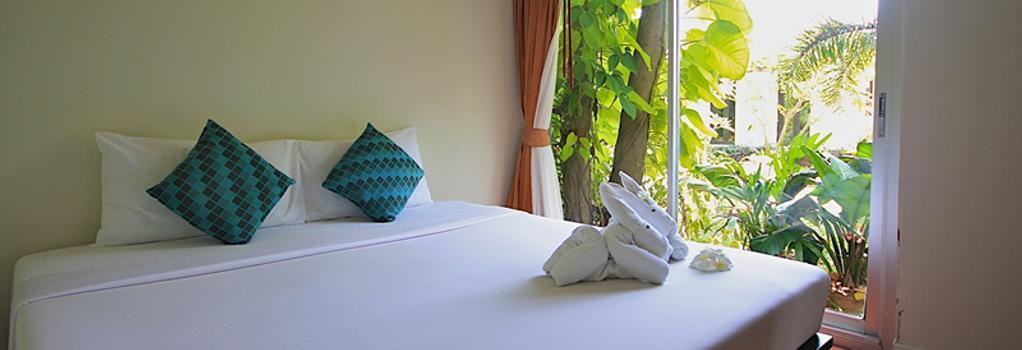 ラマイ ワンタ ビーチ リゾート - サムイ島 - 寝室