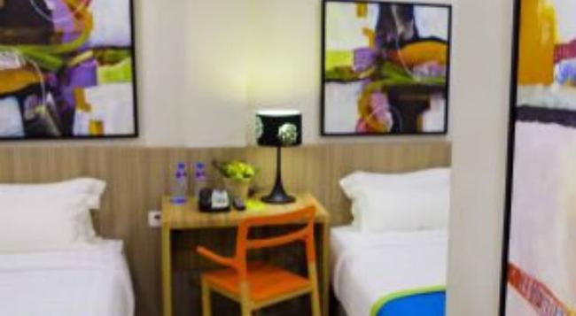 Z パッド レジデンシーズ - Tacloban City - 寝室